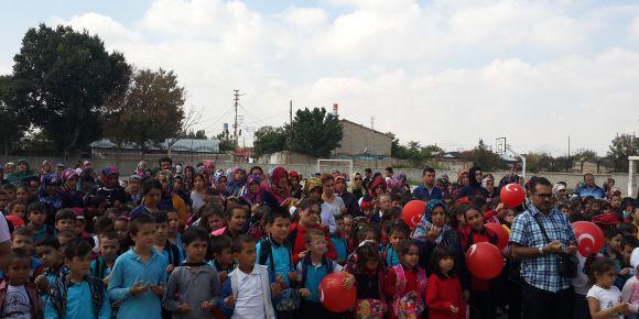 Ahmet Haşhaş İlkokulundan 15 Temmuz Şehitlerimiz için Hatim