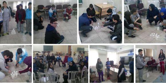 Ortak Sınavlar öncesi dikkat geliştirme etkinliği