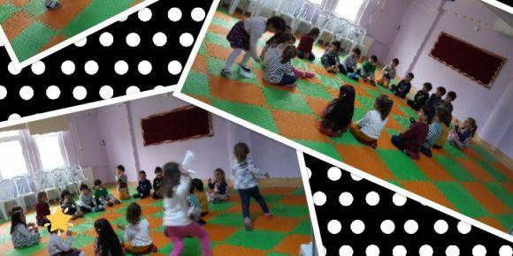 Creativitiy İn The Classroom adlı projemizin Geleneksel Oyun etkinliği