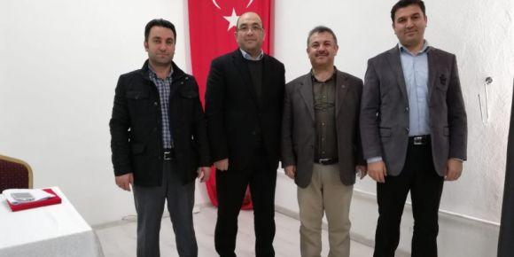 Karaman Lisesinden  Mehmet Akif Ersoy'a vefa