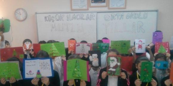 Kayabey Ortaokulu WEB2.0 araçlarını kullanmayı öğreniyor