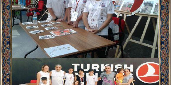 Düzce Hürriyet Ortaokulu EXPO 2016 Antalya'da
