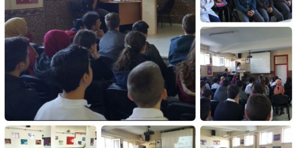 Akşehir Seyyit Mahmut Hayrani Anadolu Lisesinde Dünya Sağlık Günü