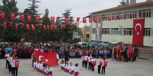 Cumhuriyetimizin 93. Yıl dönümünü neşeyle kutladık