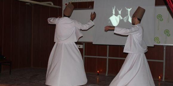 Mevlana Celaleddin Rumi Hazretlerinin 743.üncü ölüm yıl dönümü düzenlenen törenle anıldı.