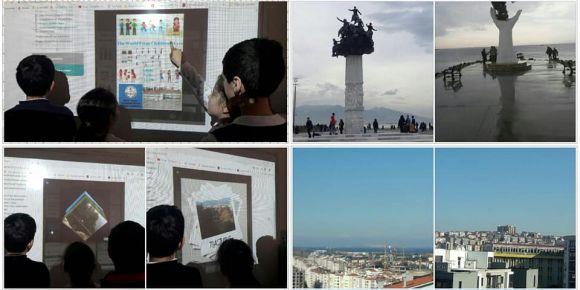 Çocukların gözünden dünya projemiz kapsamında şehrimizin fotoğraflarını çektik