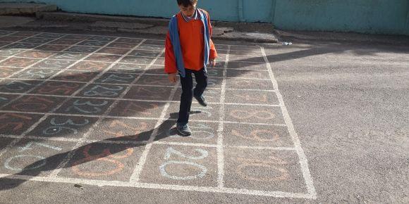 Nizip Cumhuriyet İlkokulu destek eğitim odası faaliyetleri