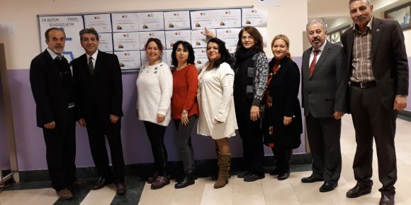 Türkiye Omurilik Derneği'nden yeni yılın ilk belgesi