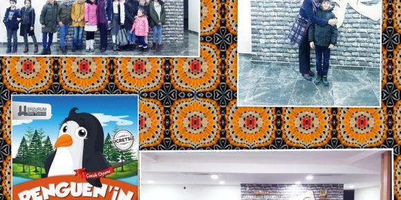 İbrahim Erkal Kültür Merkezindeydik