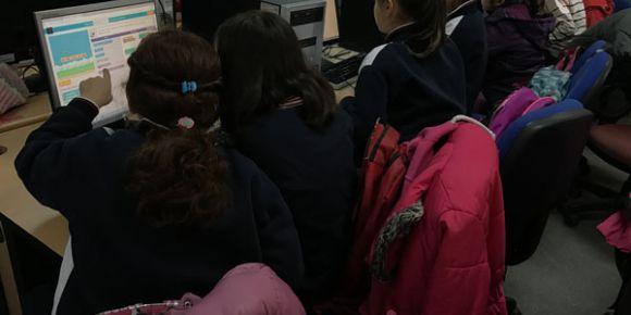 Zile Fevzi Çakmak Ortaokulu kodlama etkinlikleri