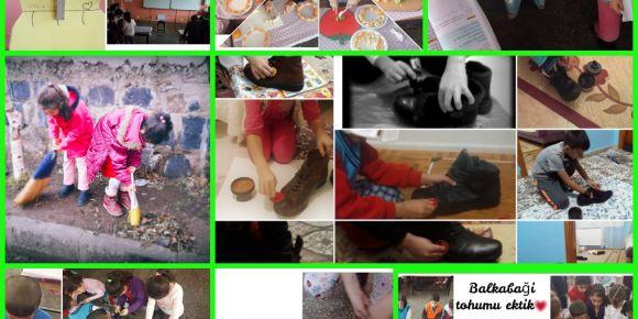 """Kazım Yurdalan İlkokulu 'nda """"Montessori And Education """"rüzgârı esiyor"""