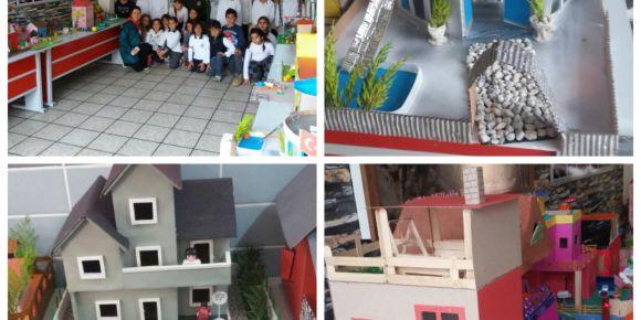 Aydın Didim Valiler İlkokulu 3-B sınıfı hayalimdeki ev etkinliği