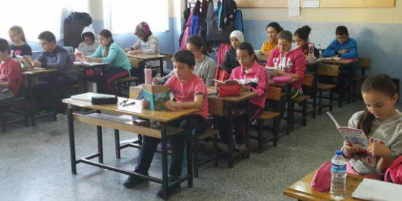 Mehmet Akif Ersoy Ortaokulu okuyor