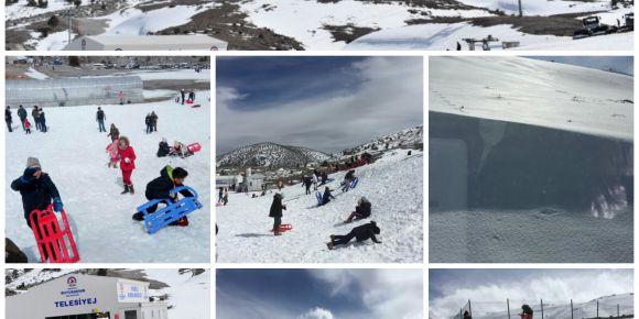 Kayak merkezi gezisi