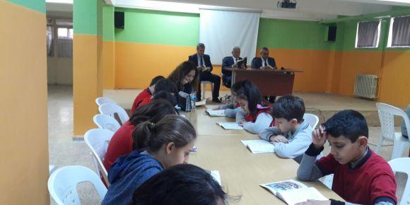 Balıkesir Üniversitesi Rektörü Sayın Kerim Özdemir okulumuzu ziyaret etti.