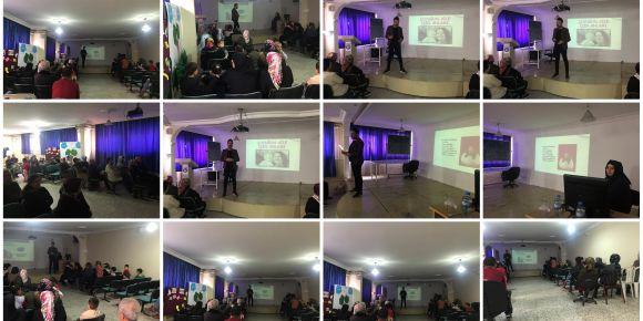 Okulumuzda veli bilgilendirme semineri yapıldı