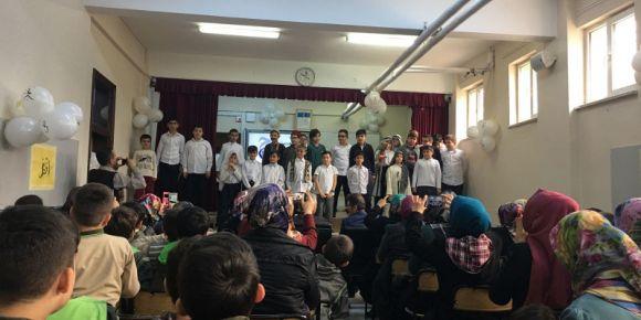 18 Aralık Dünya Arapça Gününü coşkuyla kutladık