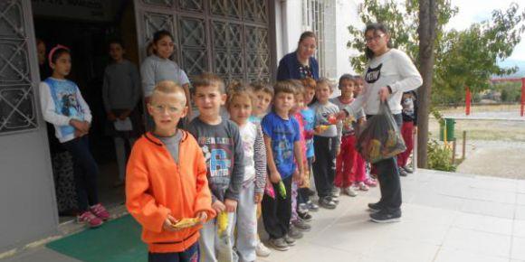 Okulumuzda İlköğretim Haftası kutlandı
