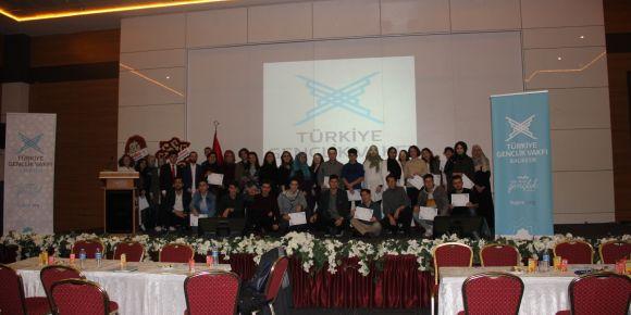 Balıkesir'de Türkiye Gençlik Kongresi'nin ilk aşaması yapıldı