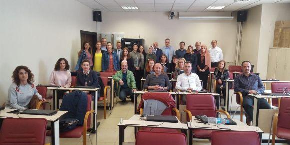 Kastamonu'da EBA içerik üretim eğitimlerinin ilki tamamlandı