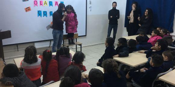 Adam Olacak Çocuk programı ile Barış Manço'yu anma etkinliğimiz