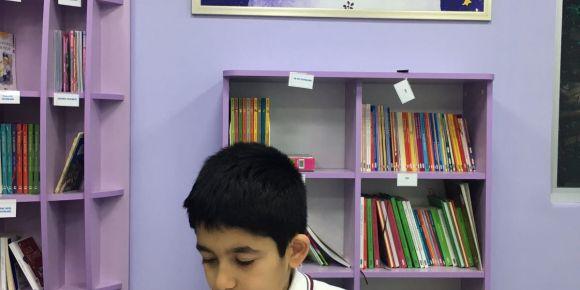 Türkan Sabancı Görme Engelliler Okulu  Ben de Varım  diyor