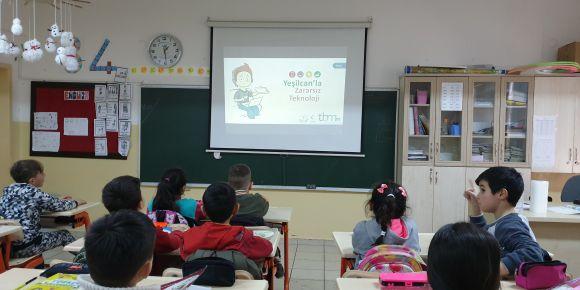 Teknoloji Bağımlılığı semineri yapıldı