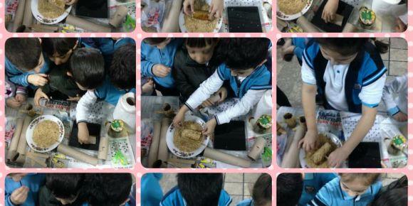 Şirinevler Mehmet Şen İlkokulu 2g sınıfı doğada sadece ben mi varım etwinning projesi