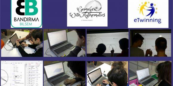 Geogebra ile geometrik tasarım
