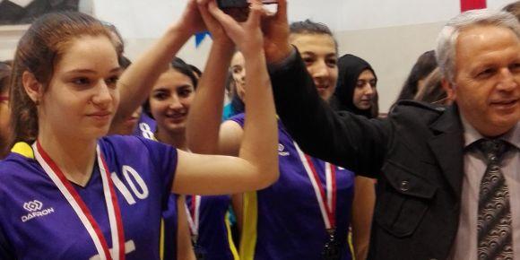 Yalova Voleybol turnuvası