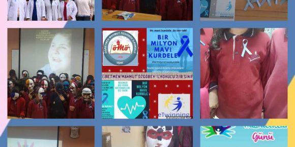 28 Şubat Nadir Hastalıklar Günü Etkinliğine Katıldık