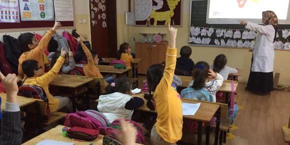 Beslenme Dostu Okul Projesi Kapsamında Sağlıklı Yaşam Öğrenci Seminerleri Yapıldı