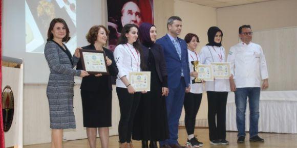 Karadeniz'in En İyi Aşçıları Sema Cengiz Büberci Mesleki ve Teknik Anadolu Lisesinden