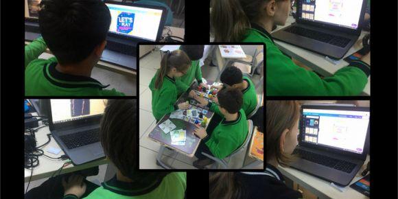 Let's Play Mind Game etwinning projesi kapsamında zeka oyunları oynuyoruz