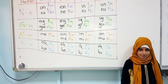 Yabancılara Türkçe öğretimi kursu