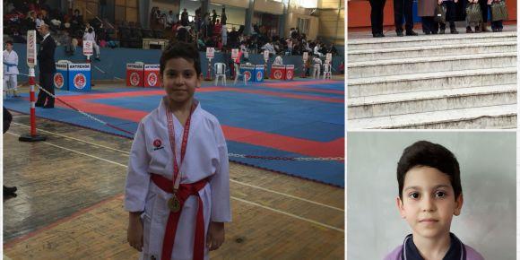 2017/2018 İzmır okullar arası karate birinciliği
