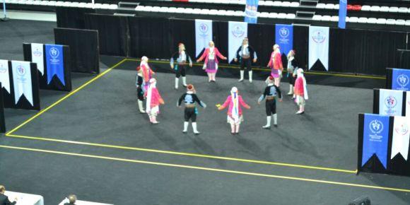 Antalya İl Milli Eğitim Müdürlüğü Halk Oyunları Yarışması