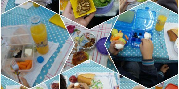 Sağlıklı Besinler Sağlıklı Nesiller projesi kapsamında kahvaltı etkinliği düzenledik