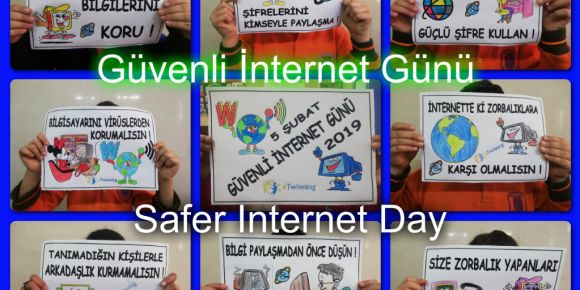 Güvenli hayat güvenli İnternet