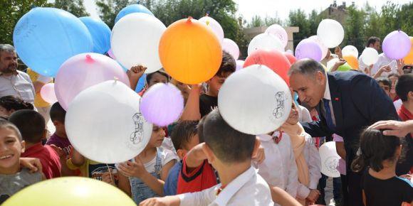 Elazığ'da Goncalar Solmasın Oyuncak Odası ve Etkinlik Merkezi projesi başladı