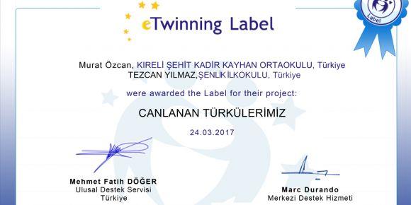 Türküleri canlandırıyoruz
