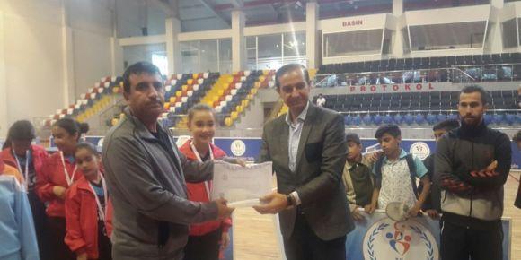 Ülger Kepkep Ortaokulu Türkiye finallerinde