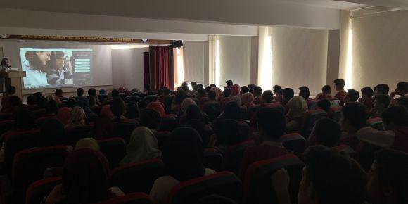 EBA tanıtım toplantısı