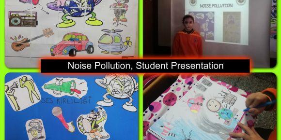 Ses kirliliğinin zararlarını öğrendiler
