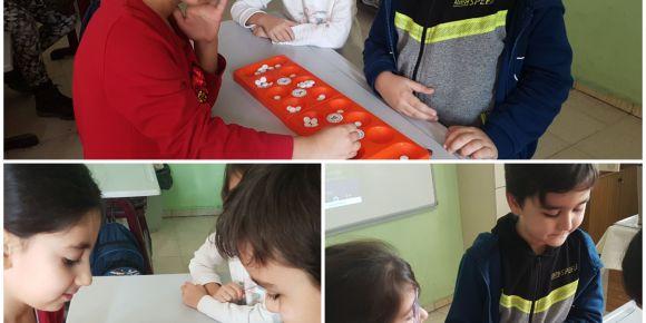 """""""Büyük Zekalar Oyun Oynar"""" eTwinning projesi ile Mangala Turnuvası"""