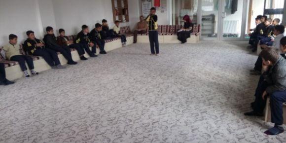 'Genç Bilaller ezan okuma yarışması yapıldı
