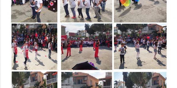 Urla Jale Necdet Özbelge İlk/Ortaokulunda 23 Nisan Çocuk Bayramı coşkusu