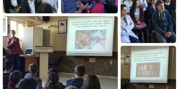Akşehir Seyyit Mahmut Hayrani Anadolu Lisesi etkinlikleri