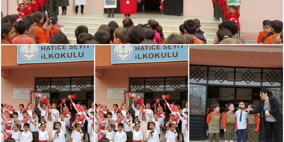 Cumhuriyetimizin 93. Yıl Dönümünü Coşkuyla Kutladık.