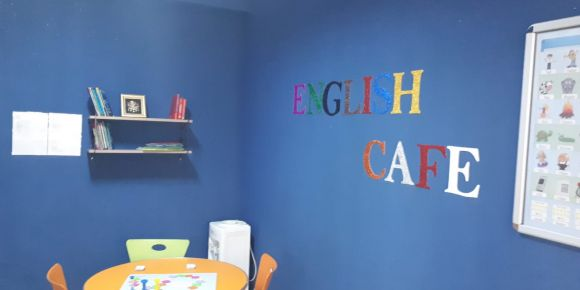 "ORDU-Fatsa Şehit Birol Yavuz İHO eTwinning Projesi Para Geçmeyen  ""English Cafe"""